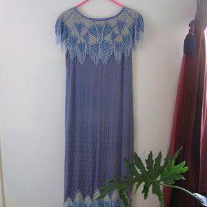 Dresses & Skirts - Luxe Beaded Dress - NYE Ready! Sz M estimate